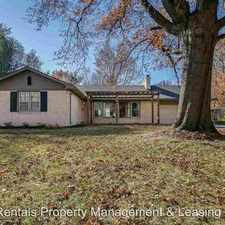Rental info for 5635 Park Hollow