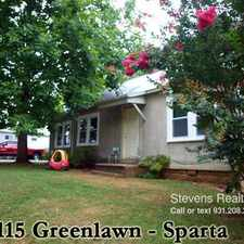 Rental info for 115 Greenlawn