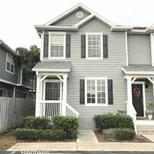 Rental info for 4917 Elizabeth Anne Cir in the Tampa area