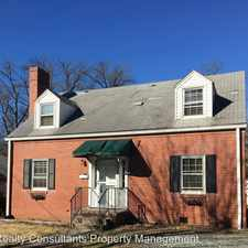 Rental info for 2640 Walker Avenue in the Starmount Forest area