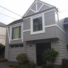 Rental info for Midtown Terrace House With Deck, Views, Yard in the Diamond Heights area