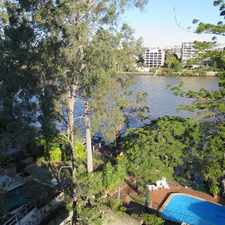Rental info for Fifth Floor with Spectacular River Views in the South Brisbane area