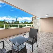 Rental info for Fully Furnished with an Amazing Balcony in the Brisbane City area