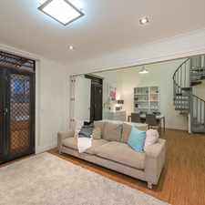 Rental info for Unique Loft Style Apartment with the Best of Inner City Living in the Brisbane City area