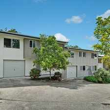 Rental info for Townhouse with Bush Backdrop in the Aroona area