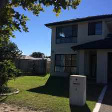 Rental info for TWO STOREY DUPLEX IN THE HEART OF PACIFIC PINES!!! in the Nerang area