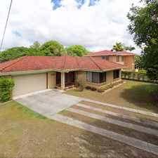 Rental info for What a beauty! Massive Yard! in the Brisbane area