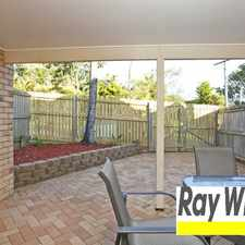 Rental info for FANTASTIC LOCATION WELLINGTON POINT