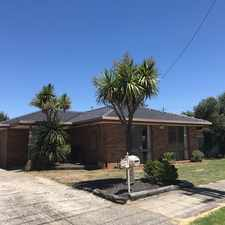 Rental info for Renovated family home! in the Melbourne area