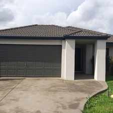 Rental info for Family Home in Parkside in the Caroline Springs area