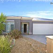 Rental info for Under Application! in the Melton West area