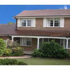 Rental info for Four Bedroom Home with original charm - and Swimming Pool! in the Sydney area