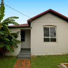 Rental info for 3 BEDROOM DELIGHT - COTTAGE CHARM in the Bankstown area