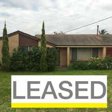 Rental info for LEASED BY RAY WHITE NORTH QUAYS!! in the Perth area