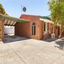 Rental info for Scarborough Living! in the Perth area
