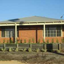 Rental info for 3X1 HOME LOCATED IN YANGEBUP- 1 week Free Rent in the Perth area