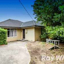 Rental info for Spacious Family Home in a great Location!! in the Melbourne area