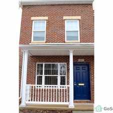 Rental info for New Construcion 3 Story Homes in the Haverford North area
