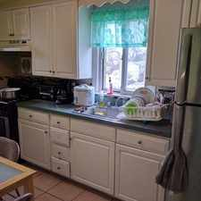 Rental info for Bright Bergenfield, 2 bedroom, 1 bath for rent. 2 Car Garage! in the Bergenfield area