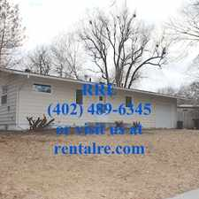 Rental info for 6215 Randolph Street in the Lincoln area