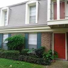 Rental info for 11888 Old Hammond Hwy in the Baton Rouge area