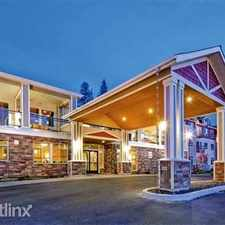 Rental info for Affinity at South Hill - Luxury Senior Living in Spokane, WA