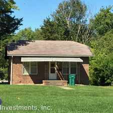 Rental info for 138 Chandler Blvd in the Macomb area
