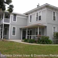 Rental info for 333 West Ortega in the West Downtown area