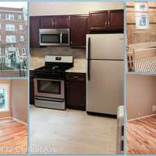 Rental info for 432 Central Avenue