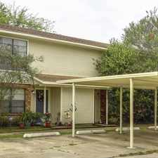 Rental info for Dove Creek in the Baton Rouge area