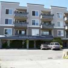 Rental info for 2425 Harbor Ave. SW in the Seattle area