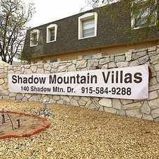 Rental info for 140 Shadow Mountain Dr in the Upper Mesa Hills area
