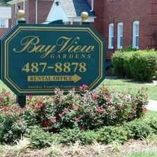 Rental info for Bay View Gardens Apartment Homes in the Chesapeake area