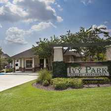 Rental info for Ivy Park Apartments in the Baton Rouge area