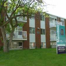 Rental info for 10630 - 112 Street NW in the Queen Mary Park area