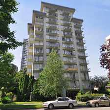 Rental info for 1650 Burnaby St in the West End area