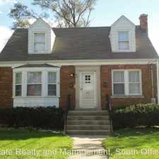 Rental info for 252 Southgate Ave in the Chicago Heights area