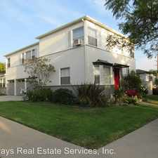 Rental info for 2804-2808 Montana Avenue in the Santa Monica area