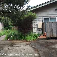Rental info for 5821-5827 NE Davis in the Portland area