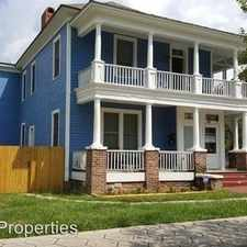 Rental info for 1309 Market St. in the Springfield area