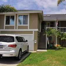 Rental info for 1861 Parkview Circle in the Costa Mesa area