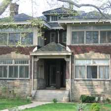 Rental info for 1460 Shady Avenue in the Squirrel Hill North area