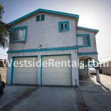 Rental info for 10608 South Truro Avenue Inglewood in the Lennox area