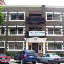 Rental info for 345 Chestnut Ave - 24 in the Downtown area