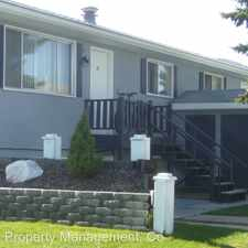 Rental info for 1509-1513 Ernest in the Missoula area