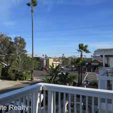 Rental info for 120 31st Street