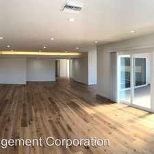 Rental info for 118 S. Cordova Street in the Los Angeles area