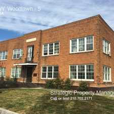 Rental info for 1409 W. Woodlawn in the Woodlawn Lake area
