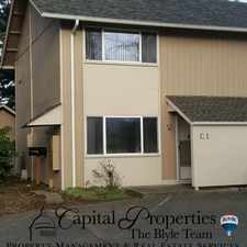 Rental info for 2300 9th Ave SW C1