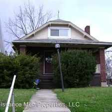 Rental info for 1430 Cedar Ave in the College Hill area